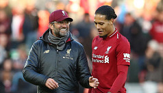 Klopp promises to wait on Van Dijk like a good wife