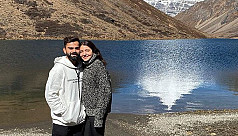 Vacations with wife makes Kohli feel human