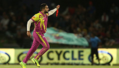 Shamsi brings magic to cricket celebrations
