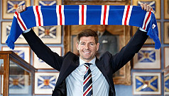 Gerrard signs new deal at Rangers until 2024