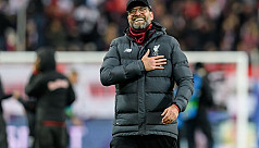 Klopp: 25 point gap at the top is...