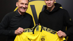 Dortmund sign striker Haaland from...