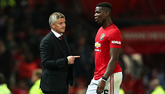 Solskjaer: Pogba is staying at...