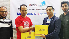 Evaly signs MoU with SkyTech Solutions