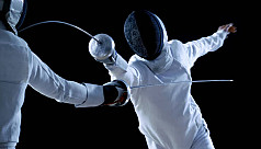 Silver on last day of fencing