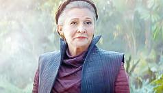 Leia has key role as Star Wars wraps...
