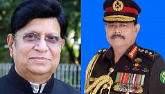 Army chief meets Foreign Minister Momen...