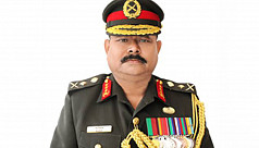 Army chief leaves for Myanmar...