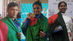 SAG2019: Golden day for weightlifters, fencers
