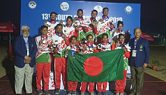 Archers inspire record 19 gold medals for Bangladesh