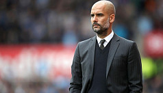 Guardiola: Man City not on par with...