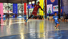 BGB, Police into handball final