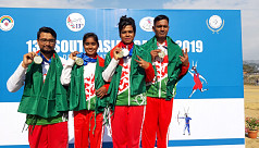 Ruman eyes Olympics after perfect...