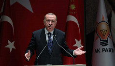 Erdogan: Turkey sees itself a part of Europe