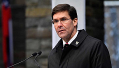 Esper wants to cut US troops 'with or without' Afghan peace deal
