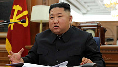 Kim Jong holds military meeting as tension...