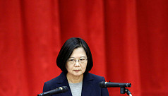 Taiwan leader rejects China's offer to unify under Hong Kong model