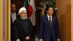 Rouhani concludes Japan visit, seeks support for Iran economy