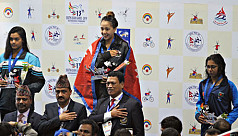 Junayna, Nobi win bronze on opening...