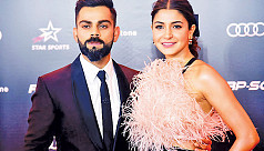 Vacations with wife Anushka makes Kohli feel human