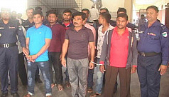 4 sentenced to death, 7 get life term for Kushtia double murder