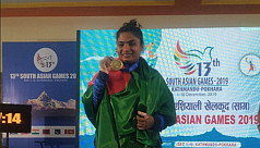 SAG2019: Weightlifter Mabia bags another gold