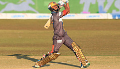 Early Dhaka hopes dashed in the