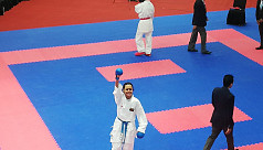 SAG2019: Priya wins gold in karate