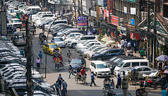 Dhaka city considers app-based on-street parking system