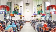 Christians in Bangladesh living peacefully,...