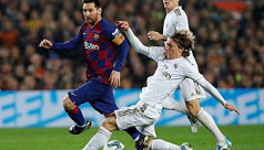 Barca, Real share spoils in goalless...