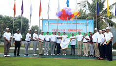 Priyangan Cup Golf begins