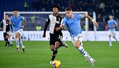 Lazio hand Juve first loss of season