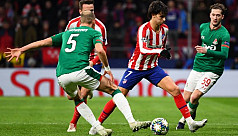 Atletico reach last 16, Bayern cruise past Spurs
