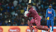 Hetmyer leads Windies to eight-wicket win over India