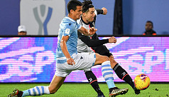 Lazio down Juventus in Saudi for Super...