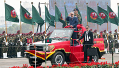Victory Day Parade observed with traditional...