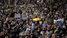 Hong Kong protesters return to the streets