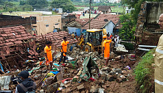 Wall collapse kills 17 in India