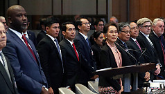 Asean: Hague hearing marks monumental effort for justice