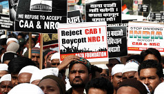 WhatsApp wars over India protests divide...