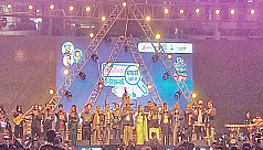 Youth vows to fight fake news at Digital Bangladesh concert