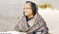 PM Sheikh Hasina: A third of my country was just underwater