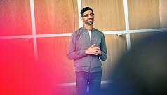 Google co-founders step down as Pichai...