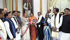 AL National Council ends: Sheikh Hasina...