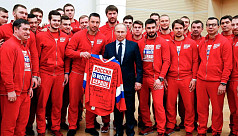 Putin: Moscow could appeal sports ban
