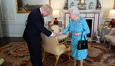 Queen Elizabeth to set out UK PM Johnson's...