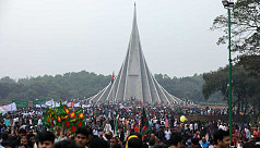 In pictures: Bangladesh's 49th Victory...