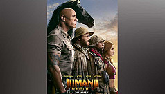 'Jumanji' sequel bests 'Frozen II' to top N.America box office