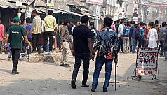 Sirajganj AL, BNP clash: 6 held, 190...